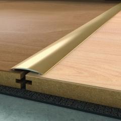 Přechodová lišta 1 m x 40 mm písková samolepící