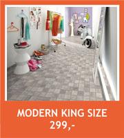 FLOORLINE Modern King Size
